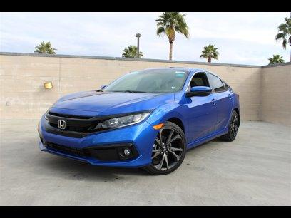 New 2019 Honda Civic Sport Sedan - 507439175