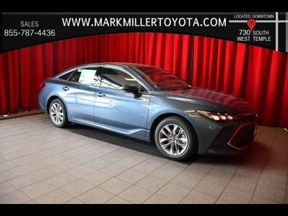 New 2020 Toyota Avalon XLE - 537469719