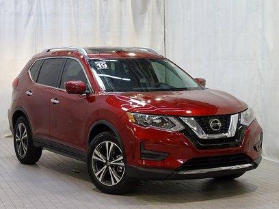 Certified 2019 Nissan Rogue SV - 547925365