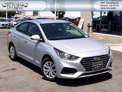New 2020 Hyundai Accent SE - 553669459