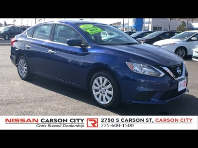 Certified 2019 Nissan Sentra S - 546611436