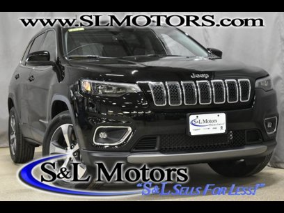 Used 2019 Jeep Cherokee 4WD Limited - 544796205
