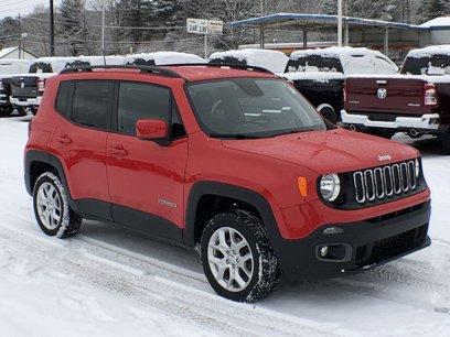 Used 2018 Jeep Renegade 4WD Latitude - 537673636