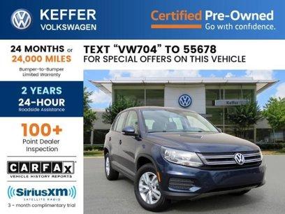 Certified 2014 Volkswagen Tiguan S - 541292803
