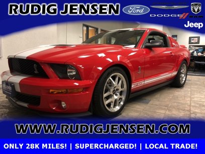 Used 2008 Ford Mustang Shelby GT500 Coupe - 536274989