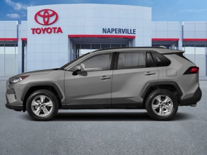 New 2020 Toyota RAV4 FWD LE - 545002876