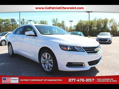New 2020 Chevrolet Impala For Sale In Florence Sc 29506