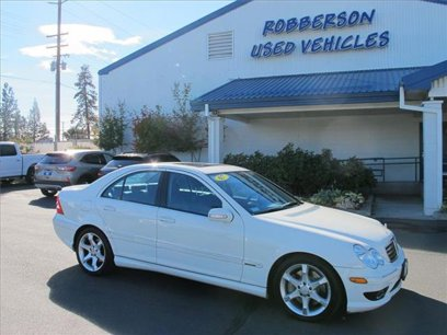 Used 2007 Mercedes-Benz C 230 Sedan - 566256230