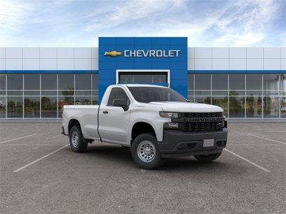 New 2019 Chevrolet Silverado 1500 Regular Cab W/T - 511947252