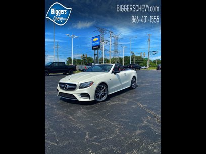 Used 2020 Mercedes-Benz E 53 AMG 4MATIC Cabriolet - 589480039