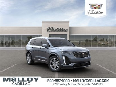 New 2020 Cadillac XT6 AWD w/ Platinum Package - 523298939