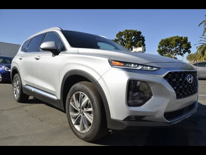New 2020 Hyundai Santa Fe FWD SEL w/ Convenience Package - 526546020
