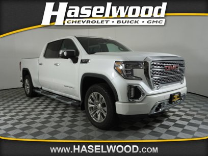New 2019 GMC Sierra 1500 Denali - 520937989