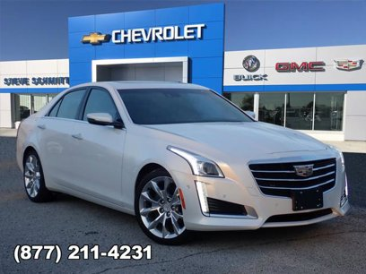 Certified 2015 Cadillac CTS Premium Sedan - 539731306