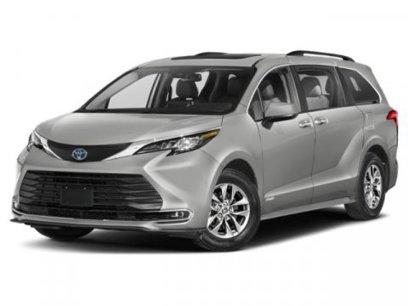 New 2022 Toyota Sienna XLE - 606964646