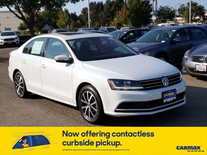 Used 2017 Volkswagen Jetta SE Sedan - 565915680