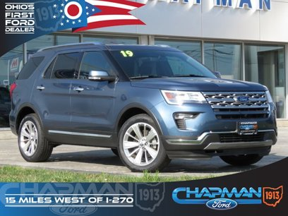 Used 2019 Ford Explorer 4WD Limited - 527157672