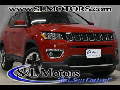Used 2019 Jeep Compass Limited - 545058031