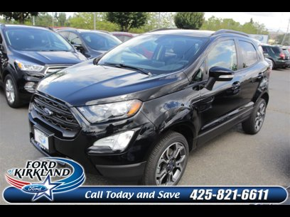 New 2019 Ford EcoSport 4WD SES - 510673897