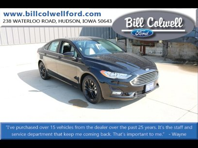 New 2020 Ford Fusion SE - 526942429