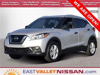 Certified 2019 Nissan Kicks S - 539177394