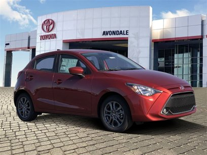 New 2020 Toyota Yaris LE - 541223258