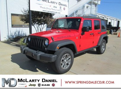 Certified 2016 Jeep Wrangler 4WD Unlimited Rubicon - 462302899