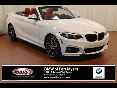 New 2020 BMW 230i xDrive Convertible - 537123869
