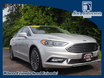 Used 2018 Ford Fusion AWD - 520116093