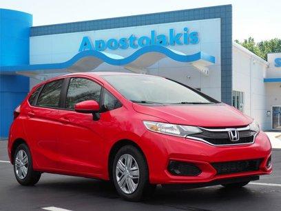 New 2019 Honda Fit LX - 535774040