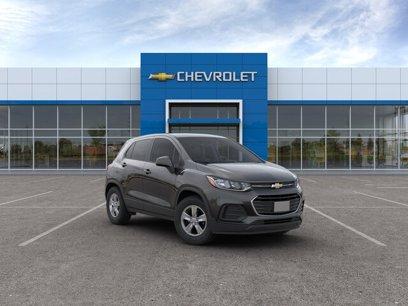 New 2020 Chevrolet Trax FWD LS - 527317615
