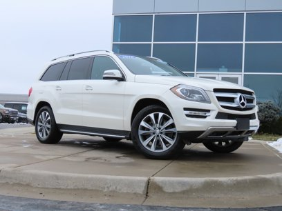 Certified 2016 Mercedes-Benz GL 450 4MATIC - 540127182