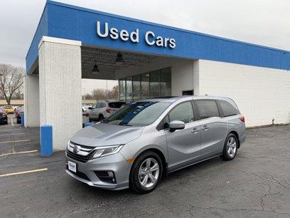 Certified 2020 Honda Odyssey EX-L - 567861067