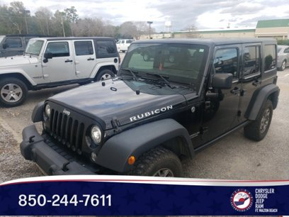 Used 2017 Jeep Wrangler 4WD Unlimited Rubicon - 543819141