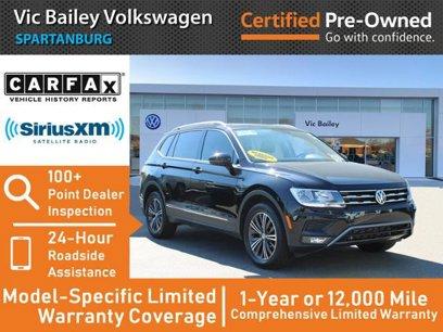 Certified 2018 Volkswagen Tiguan SEL - 548773471