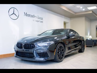 Used 2020 BMW M8 Coupe - 562799667