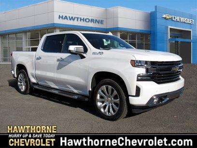 New 2020 Chevrolet Silverado 1500 4x4 Crew Cab High Country - 543724346