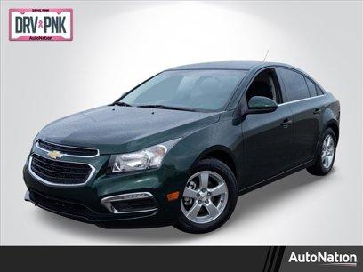 Used 2015 Chevrolet Cruze LT - 547689446