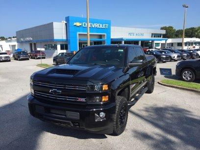 Certified 2017 Chevrolet Silverado 2500 LTZ - 525603104