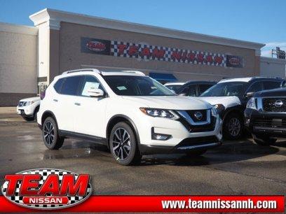 New 2020 Nissan Rogue SL - 545693979
