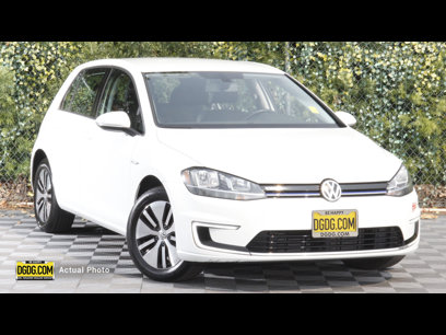 Certified 2017 Volkswagen e-Golf SE - 564258840