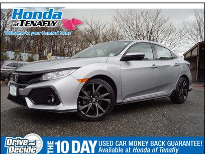 Certified 2017 Honda Civic Sport Hatchback - 541919325