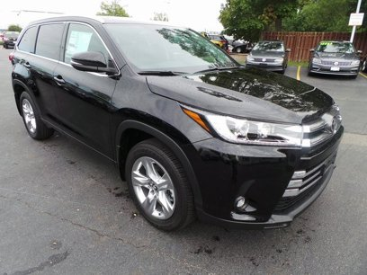New 2019 Toyota Highlander AWD V6 - 529044525