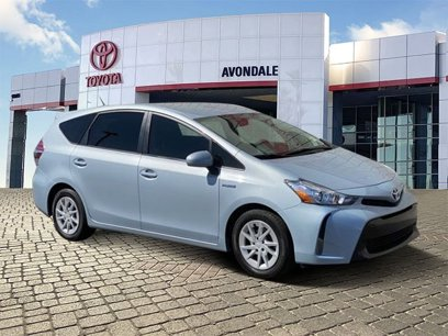 Certified 2016 Toyota Prius V Three - 545914688