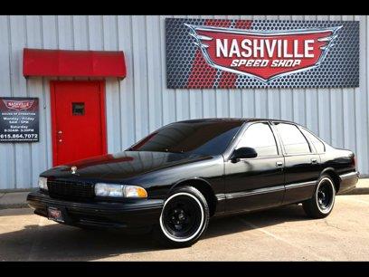 Used 1995 Chevrolet Caprice Classic - 584127787