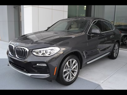 Certified 2019 BMW X4 xDrive30i w/ Premium Package - 543772333