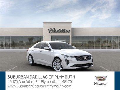 New 2020 Cadillac CT4 Premium Luxury AWD - 548095749