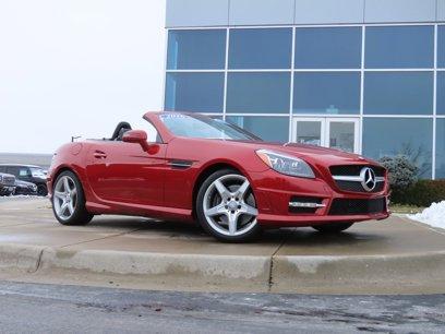 Certified 2016 Mercedes-Benz SLK 300 - 538637857