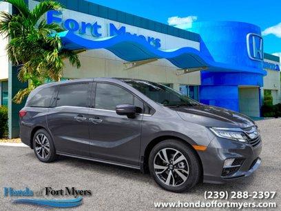 New 2020 Honda Odyssey Elite - 548014605