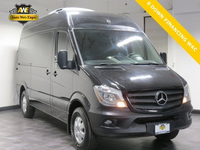 "Used 2018 Mercedes-Benz Sprinter 2500 144"" Passenger - 546721935"